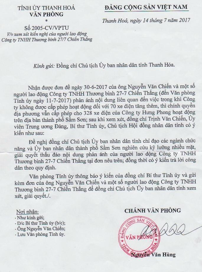 Dân Sầm Sơn kéo tới UBND tỉnh Thanh Hóa đòi việc làm - Ảnh 3.