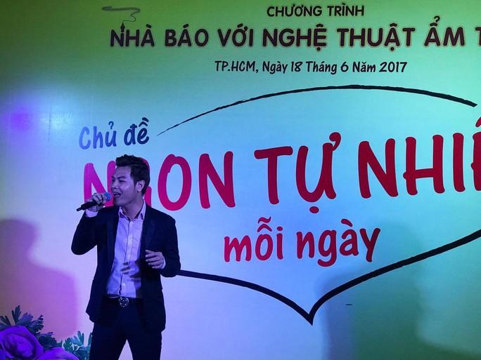 Nghệ sĩ Xuân Hương làm giám khảo Nhà báo với nghệ thuật ẩm thực - Ảnh 4.