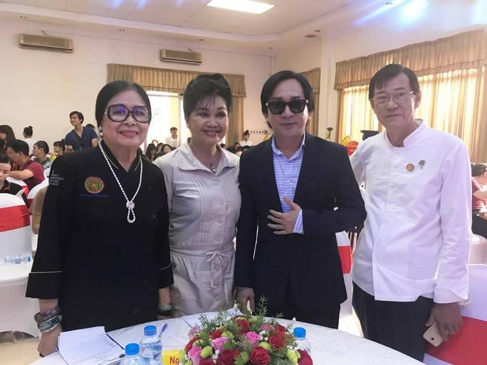 Nghệ sĩ Xuân Hương làm giám khảo Nhà báo với nghệ thuật ẩm thực - Ảnh 2.