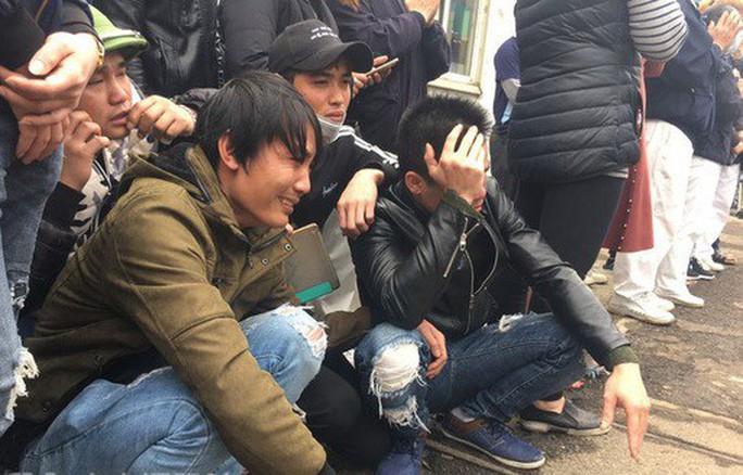 Danh tính những người Việt thương vong trong vụ cháy ở Đài Loan - Ảnh 1.