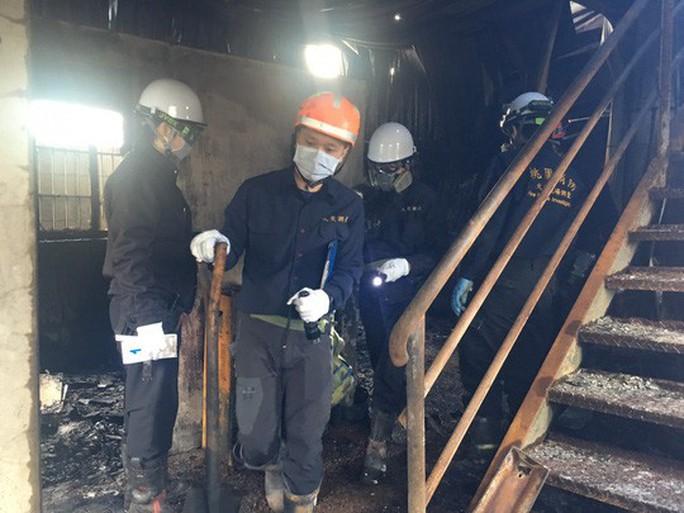 Danh tính những người Việt thương vong trong vụ cháy ở Đài Loan - Ảnh 2.