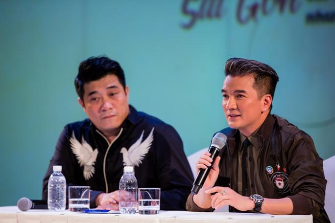 Đàm Vĩnh Hưng mang nhạc đám ma lên sân khấu Sài Gòn bolero - Ảnh 1.
