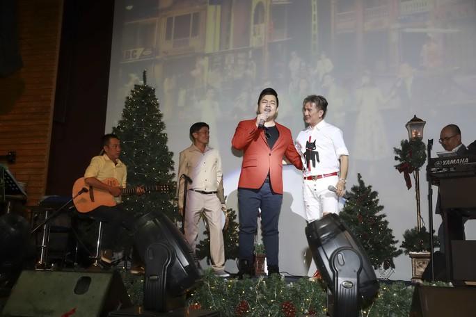 Xóa tan hiềm khích, Đàm Vĩnh Hưng- Quang Lê song ca - Ảnh 2.