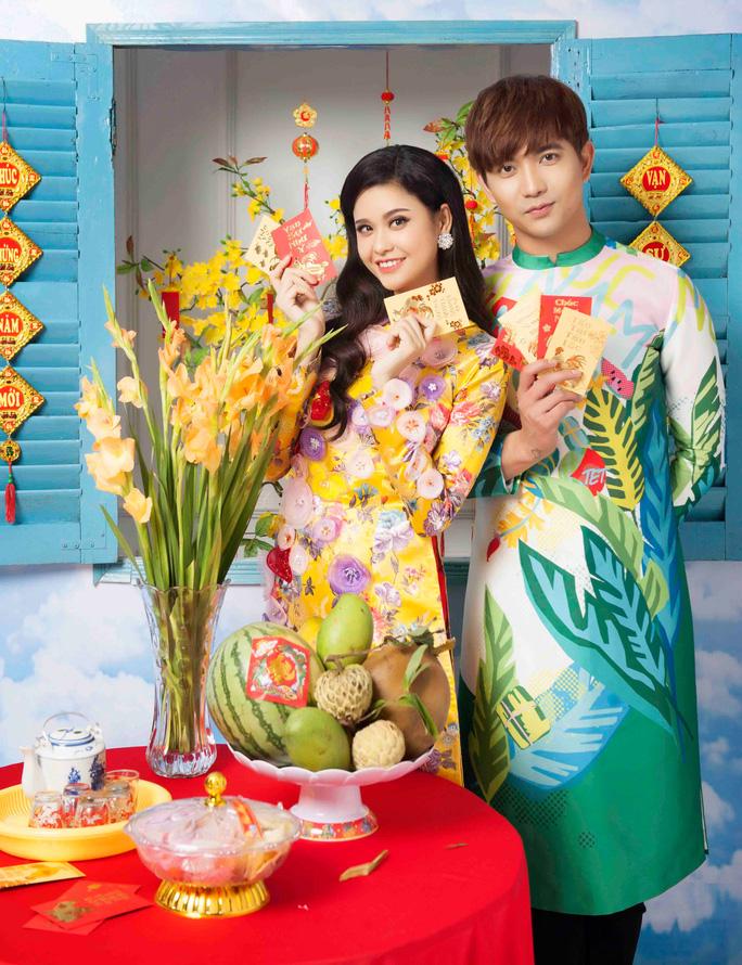 Vợ chồng Quỳnh Anh