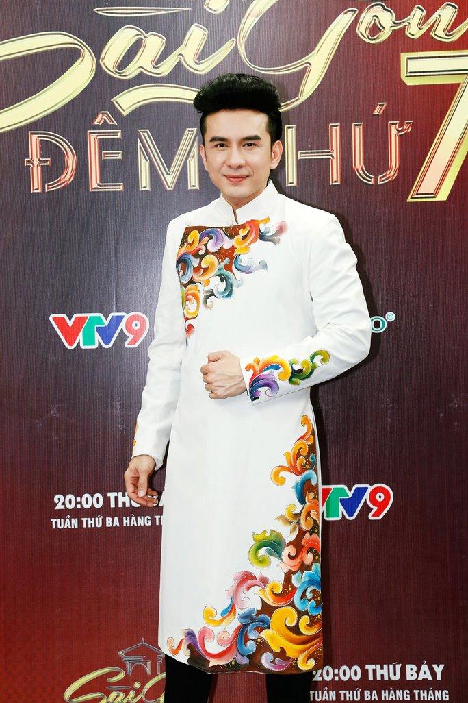 """Danh ca Ngọc Sơn thẳng thắn chia sẻ về """"học trò cưng"""" Hồ Việt Trung - Ảnh 3."""