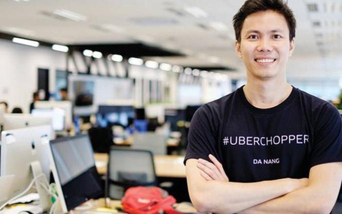 Ông Đặng Việt Dũng từ nhiệm CEO Uber Việt Nam - Ảnh 1.