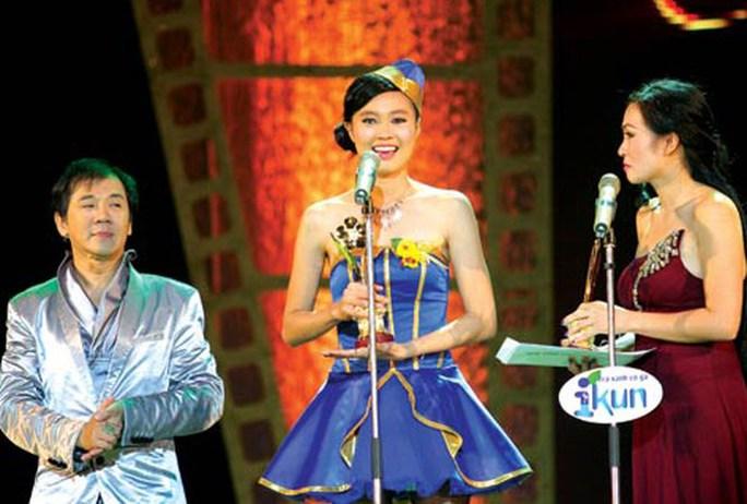 Danh sách đoạt Giải Mai Vàng lần thứ XVI-2010 - Ảnh 1.