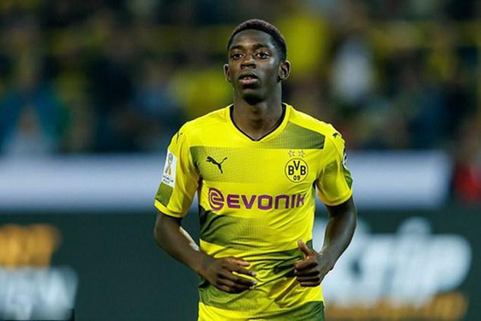 Barcelona chốt giá 138 triệu bảng cho Ousmane Dembele  - Ảnh 3.