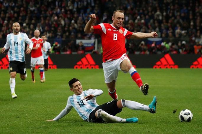 Dàn sao Argentina, Tây Ban Nha tỏa sáng loạt trận giao hữu - Ảnh 2.