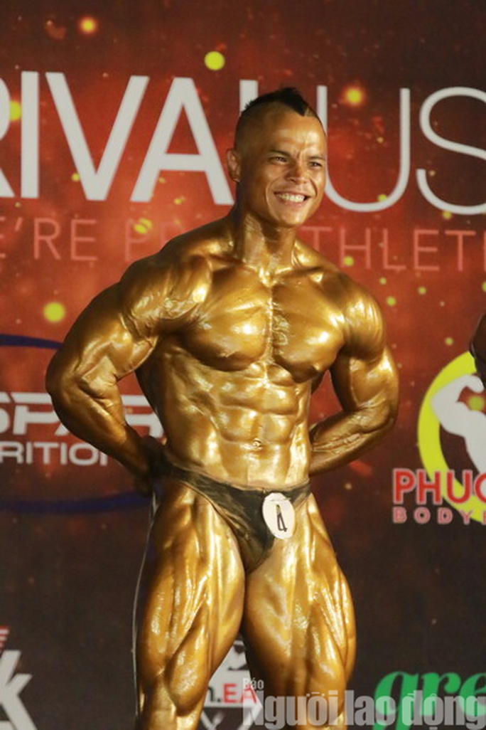 VMS Big Man: Giải thưởng siêu khủng, lực sĩ siêu nặng - Ảnh 4.