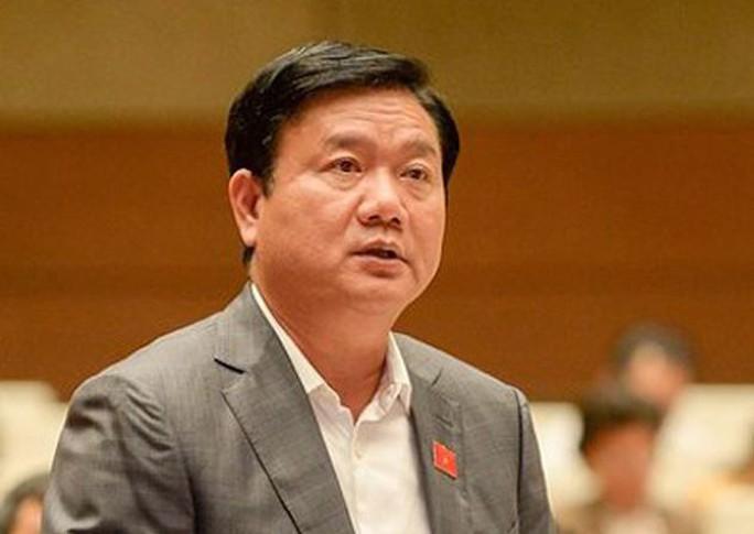 Cho thôi đại biểu QH đối với ông Đinh La Thăng - Ảnh 1.