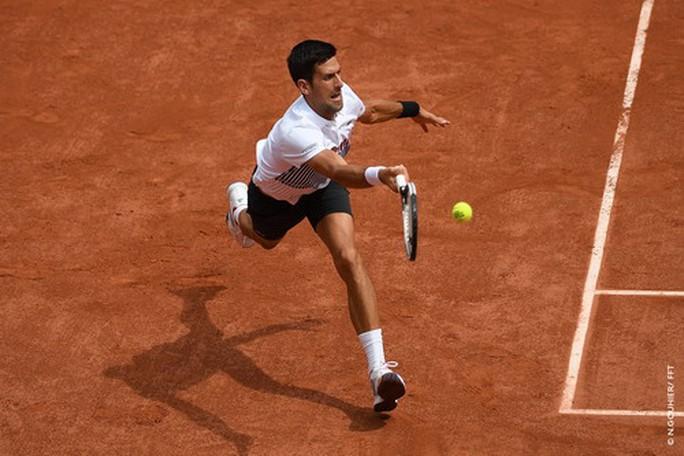 Djokovic và cuộc chiến quyết định ở tứ kết Roland Garros - Ảnh 1.
