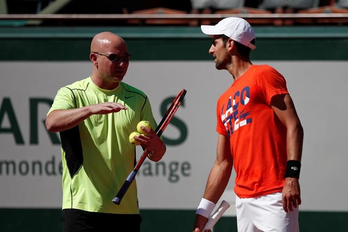Djokovic muốn vùng lên từ Roland Garros - Ảnh 1.