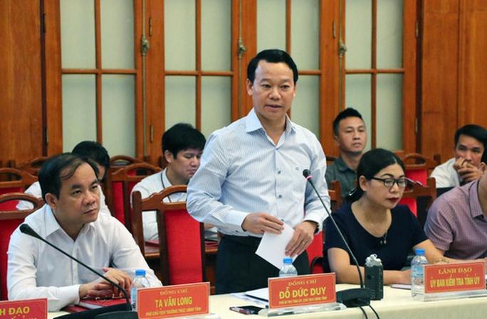 Chủ tịch Yên Bái nói về việc điều  ông Phạm Sỹ Quý sang HĐND - Ảnh 1.