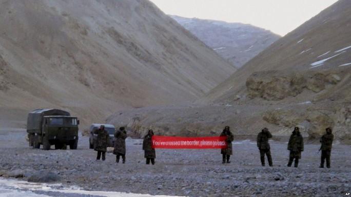 Binh sĩ Ấn - Trung xung đột tại biên giới - Ảnh 2.