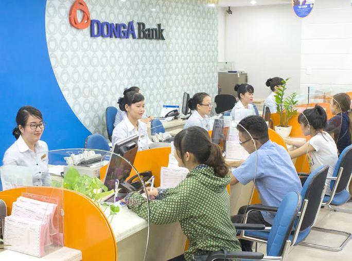 DongA Bank đã thu được hơn 4.100 tỉ đồng nợ xấu kể từ sau khi bị kiểm soát đặc biệt