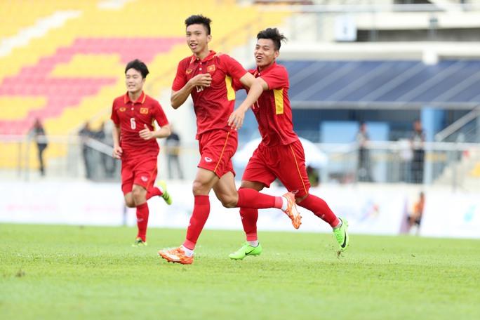 Thắng đậm Timor Leste, U22 Việt Nam dẫn đầu bảng B - Ảnh 5.