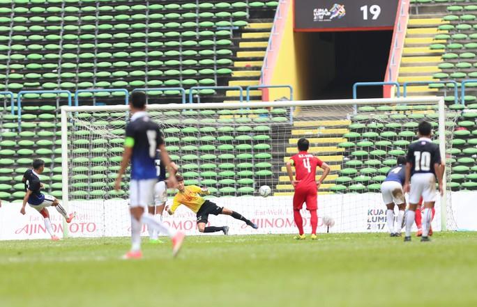 U22 Việt Nam dính tiêu cực ở SEA Games 29? - Ảnh 1.