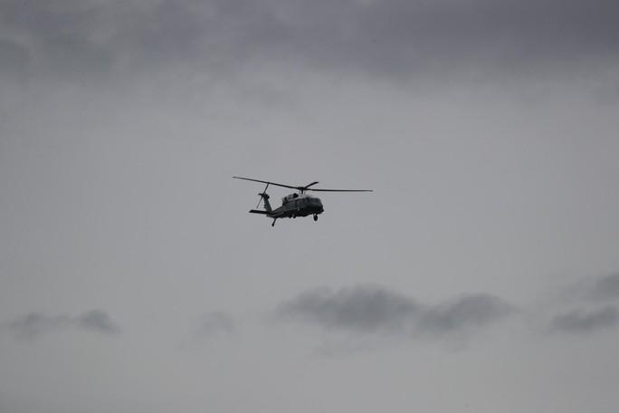 APEC 2017: Marine One bay thử, không quân Hàn Quốc xuất hiện - Ảnh 4.