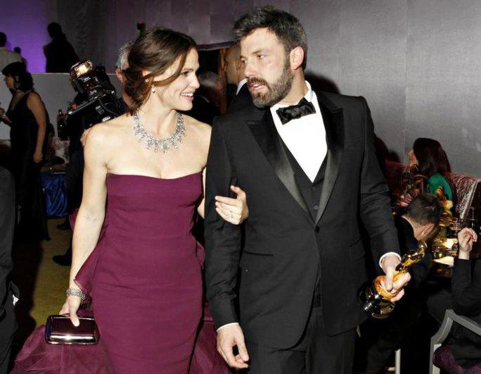 Ben từng bước hàn gắn với Jennifer