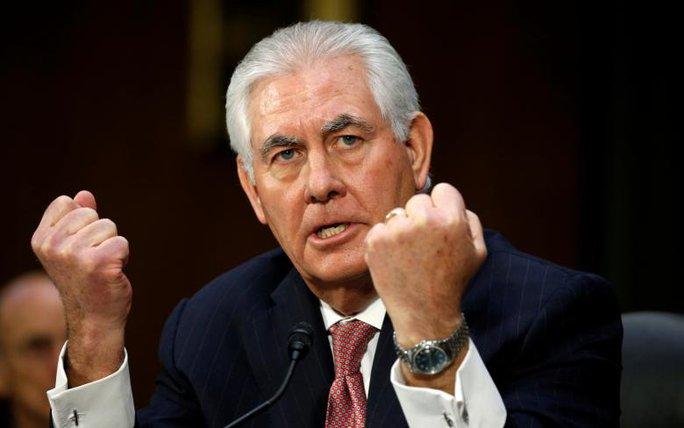 Washington vừa đánh vừa xoa về Qatar? - Ảnh 2.