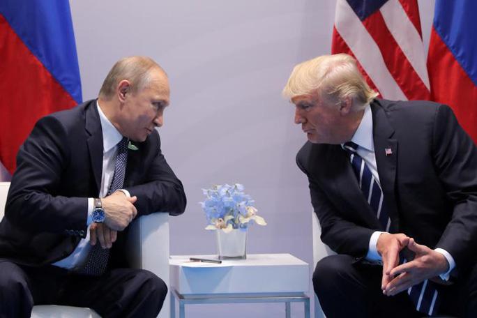 Tiết lộ 40 phút nóng bỏng tại cuộc hội đàm Nga-Mỹ bên lề G20 - Ảnh 1.