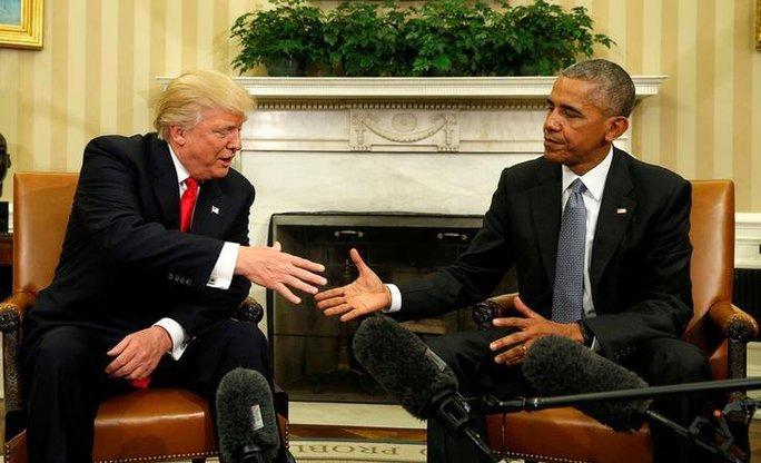 Bộ Tư pháp lên tiếng về nghi vấn ông Obama nghe lén tháp Trump - Ảnh 1.