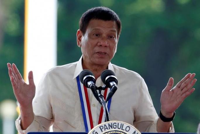 Tổng thống Philippines kêu gọi Mỹ kiềm chế trước Triều Tiên. Ảnh: Reuters