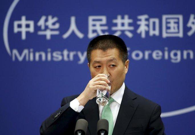 Trung Quốc phản ứng tuyên bố chung của G7 về biển Đông - Ảnh 1.