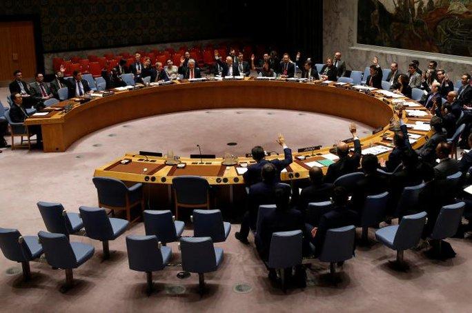 Trung Quốc ủng hộ nghị quyết tăng cường trừng phạt Triều Tiên - Ảnh 1.