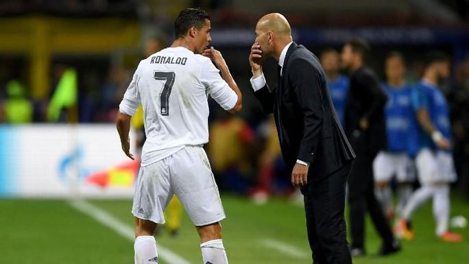 Ronaldo phủ nhận mình là một galactico - Ảnh 1.