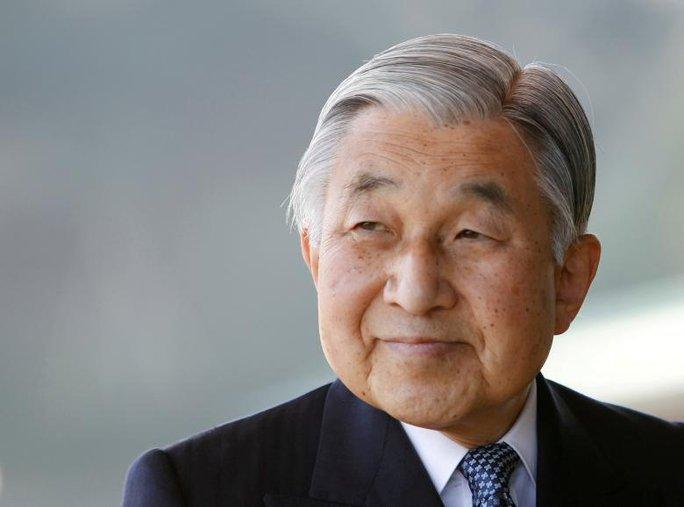 Nhật hoàng Akihito sẽ thoái vị - Ảnh 1.