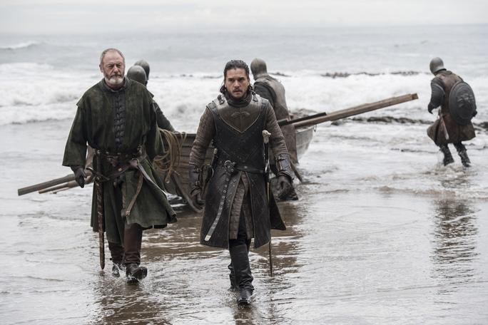 Ấn Độ bắt 4 nghi phạm vụ rò rỉ phim Game of Thrones - Ảnh 1.