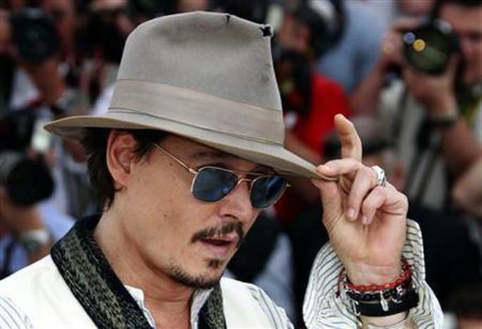 Cướp biển Johnny Depp rắc rối nợ nần - Ảnh 1.