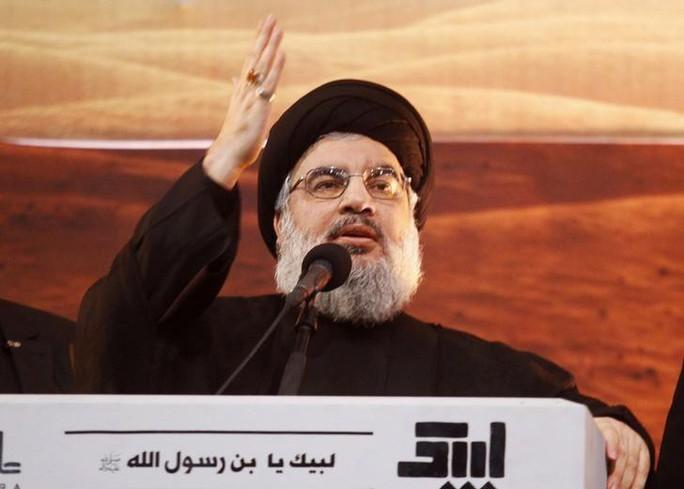 Hezbollah tố Ả Rập Saudi gây chiến với Lebanon - Ảnh 1.