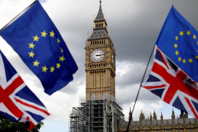 Anh - EU đạt thỏa thuận ly dị hàng chục tỉ USD - Ảnh 1.