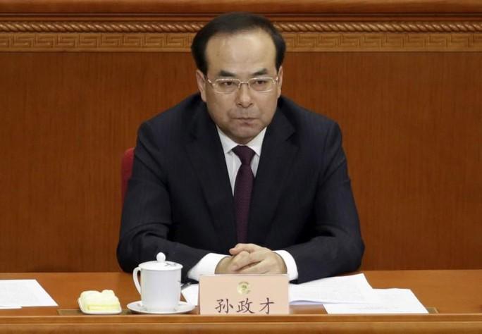 Thêm một cựu bí thư Trùng Khánh bị bắt vì cáo buộc tham nhũng - Ảnh 1.