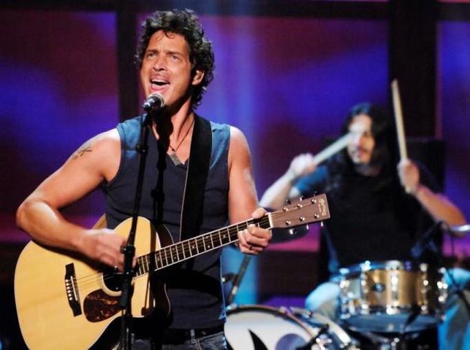 Nghệ sĩ Chris Cornell đột tử nghi tự tử - Ảnh 1.