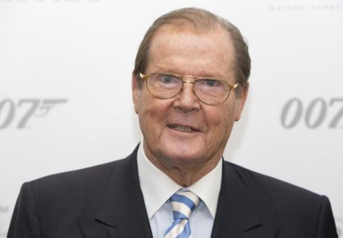 Thương tiếc điệp viên 007 Roger Moore qua đời vì ung thư! - Ảnh 1.