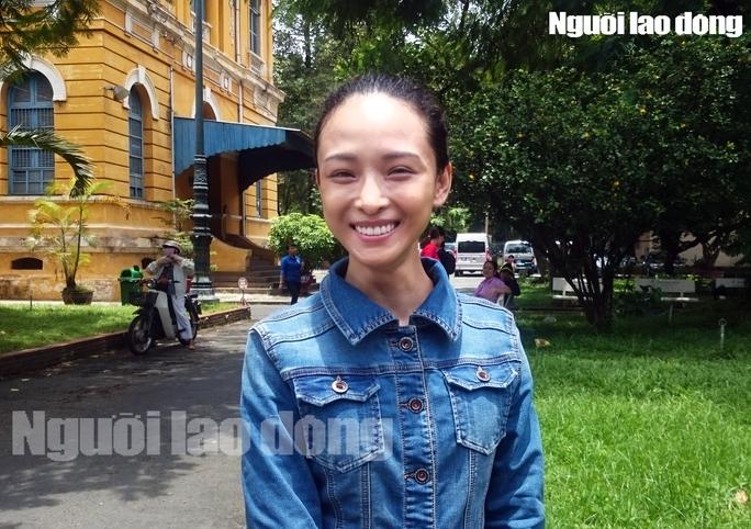 Hoa hậu Phương Nga: Mong vụ án sớm khép lại - Ảnh 1.