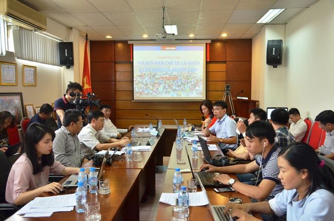 Sở GTVT Hà Nội: 90% người dân đồng ý cấm xe máy là minh bạch! - Ảnh 2.