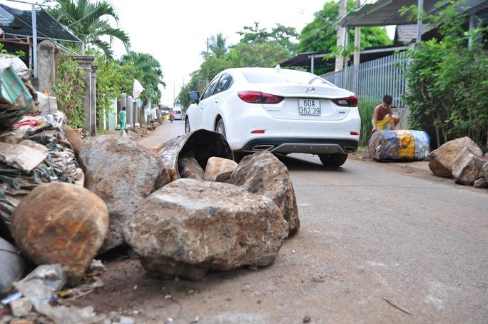 Người dân chặn xe trốn trạm BOT tuyến tránh Biên Hòa - Ảnh 6.
