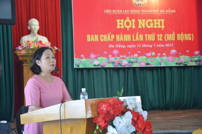 Đà Nẵng: Lương công nhân chỉ đáp ứng 90% nhu cầu sống tối thiểu - Ảnh 1.