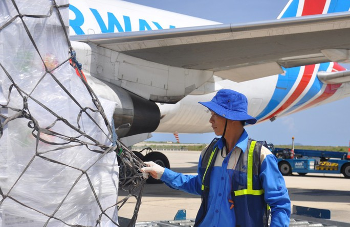 Hàng viện trợ của ASEAN đến với nạn nhân bão số 12 - Ảnh 5.