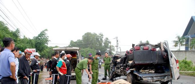 Phó Thủ tướng: Xử nghiêm vụ tai nạn khiến 6 người chết tại Tây Ninh - Ảnh 1.