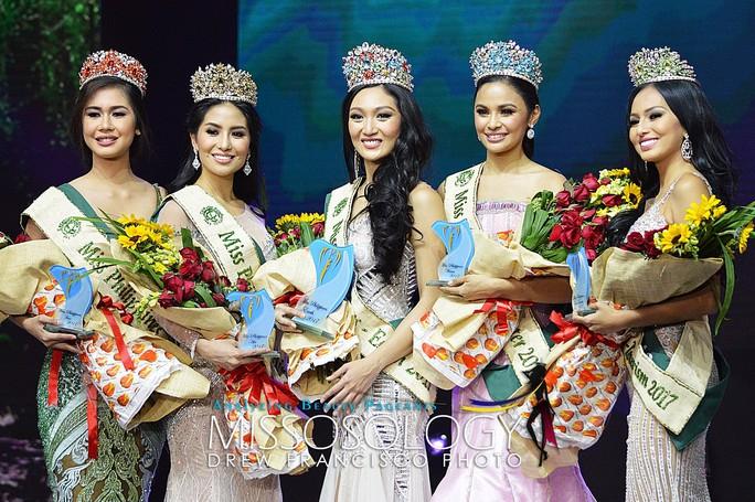 Người đẹp Philippines đăng quang Hoa hậu Trái đất 2017 - Ảnh 6.