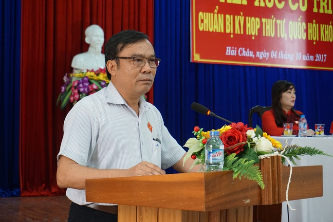 Cử tri đề nghị thu hồi nhà mà Bí thư Nguyễn Xuân Anh nhận từ doanh nghiệp - Ảnh 2.