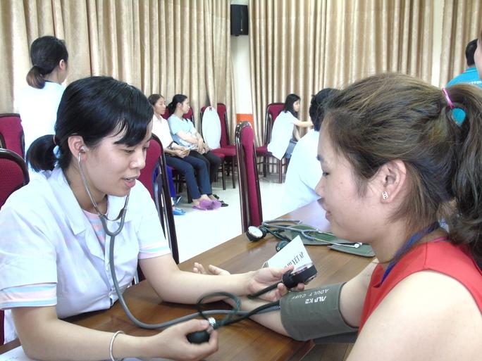 Lần đầu tiên tổ chức Ngày hội tư vấn cho công nhân - Ảnh 7.
