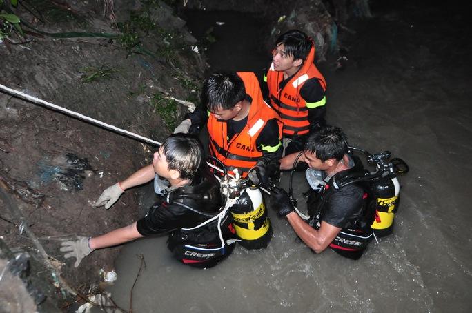Đã tìm thấy nạn nhân bị mưa cuốn mất tích ở Đồng Nai - Ảnh 1.
