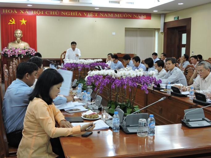 Chủ tịch tỉnh trảm hàng loạt dự án chậm triển khai - Ảnh 1.